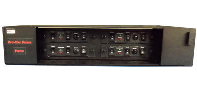 Rack and Power Supply